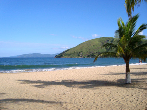 Praia de Garatucaia